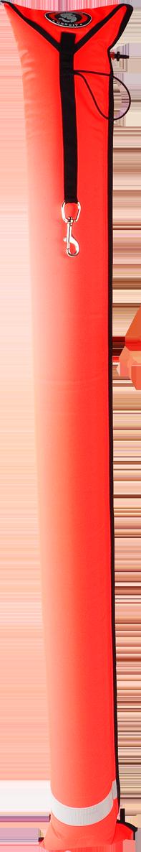 Marker Buoy Orange with valves