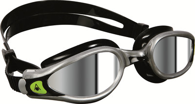 Kaiman Exo goggles with mirrored lenses