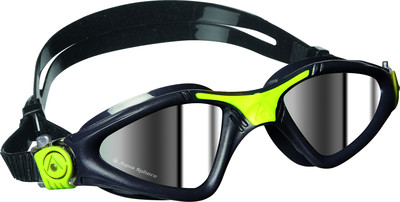 Kayenne goggles with mirrored lenses