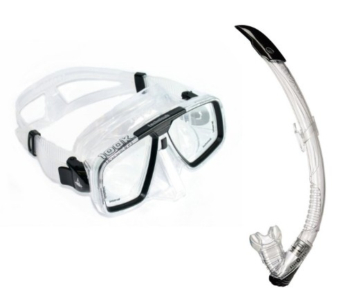 Look mask +  Zephyr snorkel
