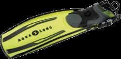 Stratos ADJ open-heel fins