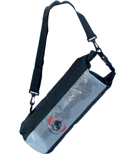 Ursuit Dry Bag Black with Strap 12L