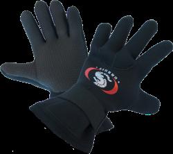Ursuit Neoprene Gloves 5-finger 3mm