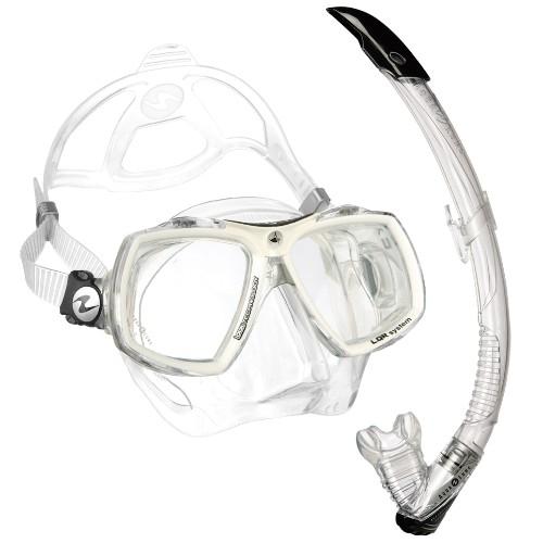 Look 2 mask +  Zephyr snorkel