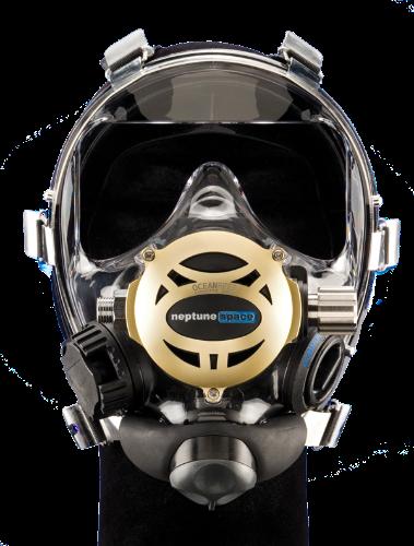 Neptune Space Predator full face mask