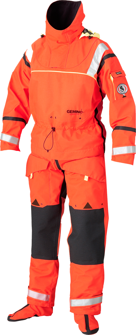 Gemino Operative orange Gore-Tex