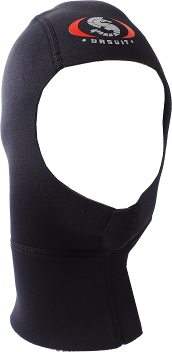 Ursuit Neoprene Hood 3mm
