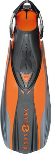 X Shot  open-heel fins
