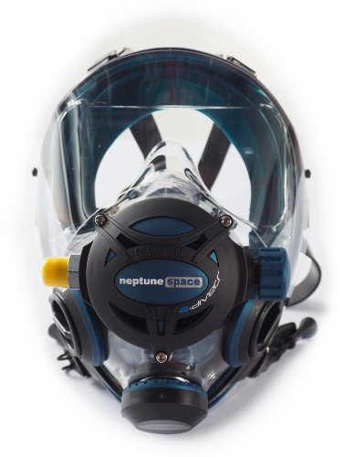 Neptune Space G-divers full face mask