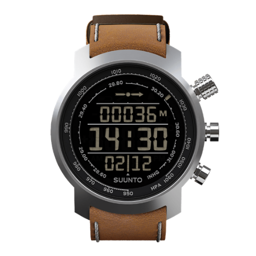 Suunto Elementum Terra, leather