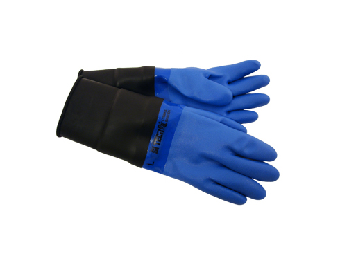 Gloves 5-finger Prodi Blue