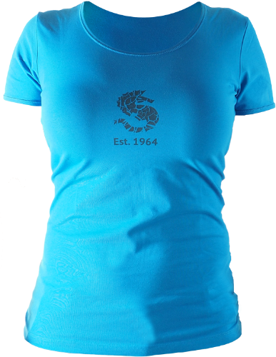 T-shirt Sea Horse Lady